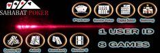 Texas Poker, Poker Online, Asia, Full House