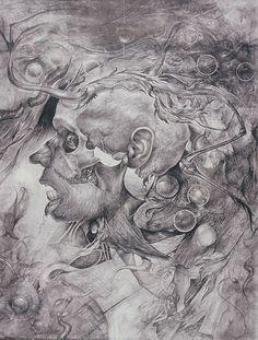 Drawing / Kris Kuksi