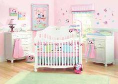 Summer Infant Who Loves You SwaddleMe 8-Piece Bedding Set