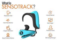 生活技.net: 健康監測耳機SensoTRACK
