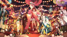 Anime Onmyouji  Wallpaper