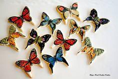 Butterfly  cookie ideas