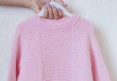 МК свитер спицами на любой размер от Вяжем с Мелкой , уровень вязания **   Вяжем с Мелкой   Яндекс Дзен