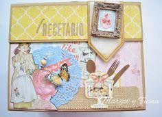 Margot & Fiona: RECETARIO DE COCINA Decor, Decoration, Decorating, Deco