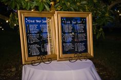 Wedding Seating Charts, Wedding Invitations Photos by Minerva Photography - Image 18 of 30 - WeddingWire