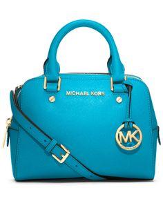 MICHAEL Michael Kors Jet Set Small Travel Satchel - Shop All Michael Kors Handbags & Accessories - Handbags & Accessories - Macy's