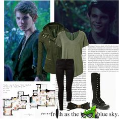"""Peter Pan - Once Upon a Time"" by happy-fashionx on Polyvore"