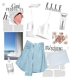 """""""Dream about the Sun"""" by kristynaaxoxo on Polyvore featuring Whiteley, Anja, Folio, Whistles, H&M, Laura Mercier, Herbivore, By Terry and Carolee"""