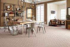 Tomlin Cove - Sweet Nectar in Mohawk ColorCenter Carpet