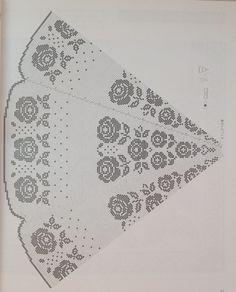Ondori Lace (elegant rose border) - 0111 - 0111 The blog