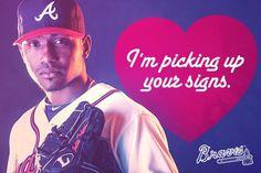 Braves Baseball, Baseball Players, National League, Atlanta Braves, Champs, Save The Date, Sports, Holidays, Twitter