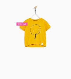 TShirts  Baby Girls | New Collection | ZARA United States