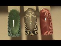 кошачий глаз. необычный эффект .новогодний дизайн.простые дизайны. - YouTube Gel Nails At Home, Nail Art Videos, Nail Patterns, Nail Tutorials, Color Inspiration, Nail Art Designs, Manicure, Hair Makeup, Hair Beauty