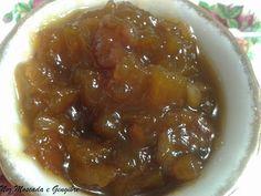 Noz Moscada e Gengibre: Doce de Abobora com amêndoas, nozes e laranja