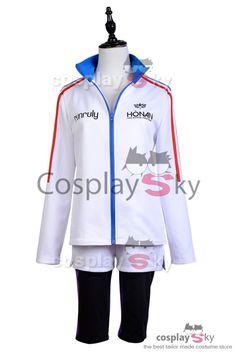 Prince of Stride Honan Academy School Uniform Cosplay Costume: $48.50 Reduced Price: $44.00