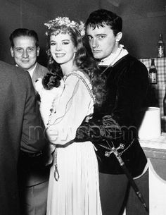 50s posts - Natalie Wood Hollywood Actresses, Old Hollywood, Actors & Actresses, Robert Vaughn, Miracle On 34th Street, Splendour In The Grass, Turner Classic Movies, Natalie Wood, Janet Jackson