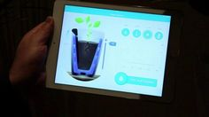 Have you seen this fantastic video of our founder Henri Seydoux showing off the new Parrot Pot and Parrot Flower Power H2O at CES?