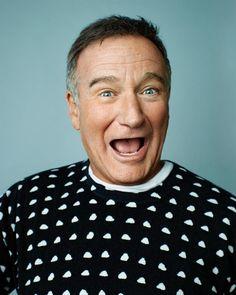 Robin Williams by @peggysirota.