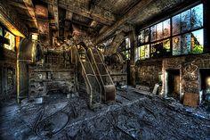 Old Interiors in Architecture: Showcase