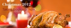 Christmas is coming! Take a look at our festive menu.