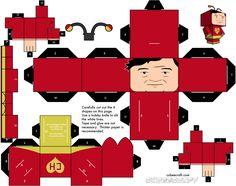 Cubeecraft -Muchos Personajes-