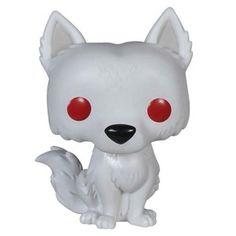 Figurine Ghost The Direwolf (Game Of Thrones) - Funko Pop