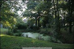 Parc des Chambres d'hôtes à vendre à Thiviers en Dordogne Périgord vert