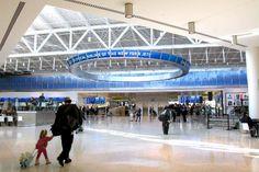 JFK Terminal 5, New York, NY