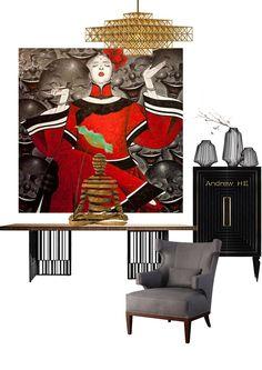 排版方式 Granola granola using steel cut oats Asian Interior, Interior Styling, Marketing Colors, Furniture Board, Furniture Ideas, Furniture Design, Interior Design Boards, Landscape Concept, Modern Art Deco