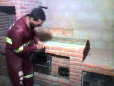 fogaõ sem fumaça conjugado com churrasqueira - YouTube