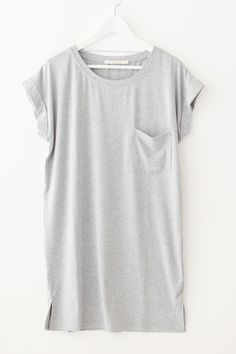 Oversized T-Shirt Dress .. w/leggings or not