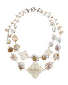 Stephen Dweck necklace.
