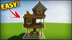 Minecraft: How to Build a 2 Player Survival House - Easy Tutorial https://cstu.io/75fa61
