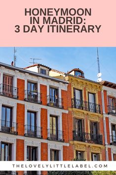 Considering a trip to the beautiful Spanish capital? At The Lovely Little Label, we have a itinerary for you and your loved one. Here, you will find the best places to eat, drink and stay. Wedding Blog, Fall Wedding, Wedding Ideas, Spanish Red Wine, Spanish Inquisition, Romantic Honeymoon, Weekend Breaks, Bohemian Bride, Group Tours