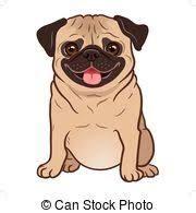 Resultado De Imagen Para Caricatura De Pugs Imagenes De Perros Animados Dibujos De Perros Perro Pug Animado