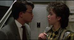 Leslie Cheung & Anita Mui, Behind the Yellow Line, 1984