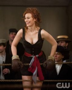 """1912""--Cassidy Freeman as Sage on THE VAMPIRE DIARIES on The CW. Photo: Bob Mahoney/The CW ©2012 The CW Network.  All Rights Reserved."