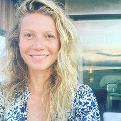 Gwyneth Paltrow Goes Makeup-Free for Her 44th Birthday (PHOTO)   StyleCaster