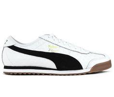 Puma x Tomas Maier Roma 68 White/Black