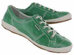 Josef Seibel Women's CASPIAN menta lace up shoes