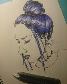 Sometimes I like my own drawings,  like that one :3