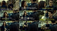 Rookie Blue Season 5 Episode 11 Finale Sam and Andy
