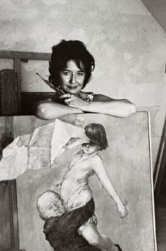 Dorothea Tanning (1910- 2012), American painter. Tanning is on the tops list of 'How long artists lived': 101 + 5 months.