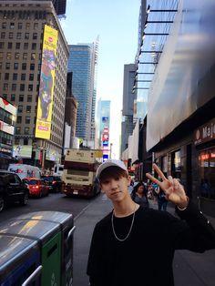 Seventeen, the 8, Minghao, 17, Pledis, carat, cute, korean boy, kpop, nice, cool, handsome, korea, NY, Nee York