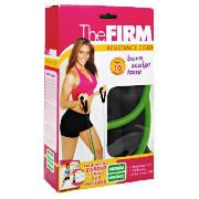 The Firm Resistance Cord With Dvd This firm medium resistance cord, ideal for building strength, stretching and cardiovascular training. Low-impact workout that targets specific muscle groups. Comes with workout DVD. http://www.comparestoreprices.co.uk/keep-fit/the-firm-resistance-cord-with-dvd.asp