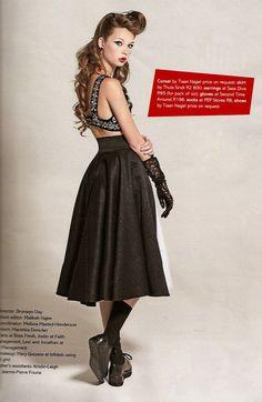 Tiaan Nagel Glamour, Formal, My Style, Fashion, Preppy, Moda, Fasion, The Shining, Fashion Illustrations