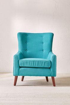 Slide View: 2: Frankie Arm Chair