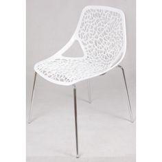 Cepelia kerti szék fehér