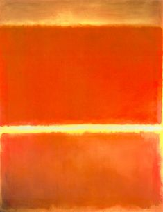 Mark Rothko, Saffron.  https://www.artexperiencenyc.com/social_login/?utm_source=pinterest_medium=pins_content=pinterest_pins_campaign=pinterest_initial