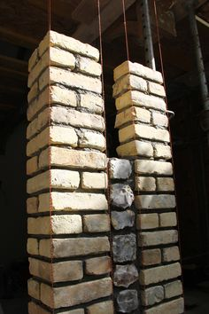 Wood, Bricks, Normandie, Woodwind Instrument, Timber Wood, Trees